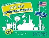 PONS Erste Hilfe Schüleraustausch USA: Ankommen und klarkommen!