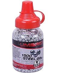 UMAREX Steel Softair BBs (4,5mm) 1500 pieces
