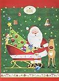 Confiserie Heidel Adventskalender Christmas Time, 1er Pack (1 x 75 g)