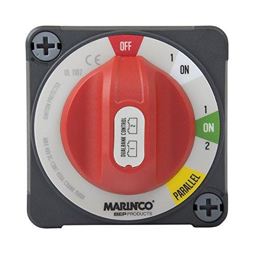 BEP Marine 772-dbc-ez Switches und Anschlüsse, Unisex Erwachsene, schwarz, M Bep Batterie