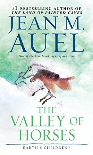 The Valley of Horses: A Novel: 2 (Earth's children) por Jean M. Auel