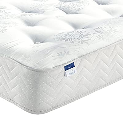 Silentnight Bexley Mattress Miracoil Orthopaedic Firm Support Ortho For Single, Double, King Size or Super King Sized Beds (Single)