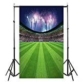 Gaddrt Russia 2018 Football Theme Vinyl Photography Backdrop Custom Photo Background (B)