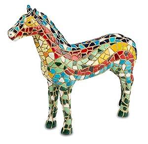 Katerina Prestige-Figura Caballo Mosaico, na0748