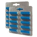 20 Stück Staubsauger Duftstäbchen / Duft / Lufterfrischer geeignet für AEG / AEG-Electrolux VEurope, Miele Platinum Metallic Power, Goblin 415, 416, 418, 419