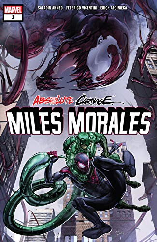 Absolute Carnage: Miles Morales (2019) #1 (of 3) (English Edition)