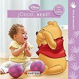 ¡Cucú, bebé!: ¡Libro con solapas! Hora de descubrir (Libros de cartón Disney)