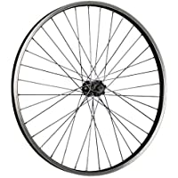 Taylor Wheels 26 pollici ruota anteriore bici JOYTech Disc Nirosta 559-21 nero