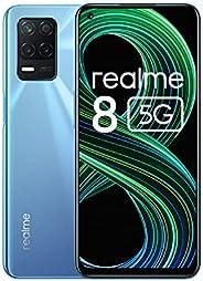 realme 8 5G Mobile Phone, Sim Free Unlocked Smartphone with Dimensity 700 5G Processor, 90Hz Ultra Smooth Disp