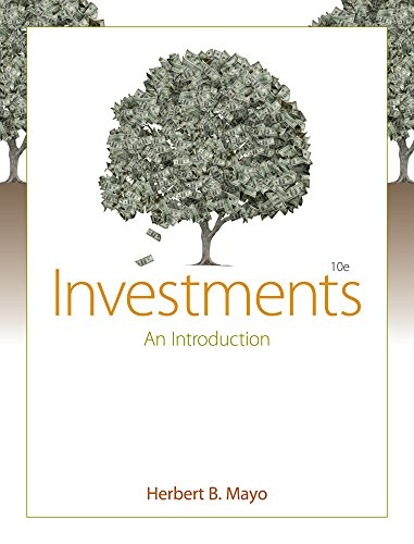 Bundle: Investments: An Introduction (with Thomson ONE - Business School Edition and...
