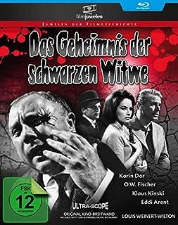 Das Geheimnis der schwarzen Witwe (Louis Weinert-Wilton) - Filmjuwelen [Blu-ray]