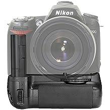 Neewer® Power disparador Vertical Battery Grip para cámaras réflex digitales de Nikon D80/D90-Compatible para la batería EN-EL3e