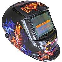 STEAM PANDA Máscara De Soldadura Control De Luz Regulable Automático De Energía Solar Ajustable