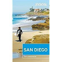 Moon San Diego (Moon Handbooks)