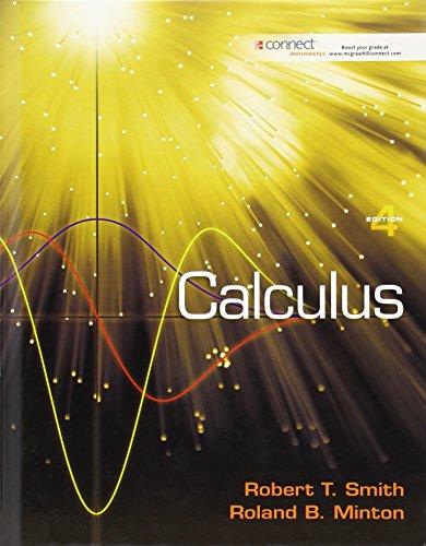 Calculus por Robert T Smith