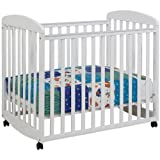 Davinci Alpha Mini Rocking Crib (White) - Best Reviews Guide