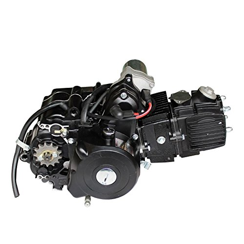 Dirtbike Motor 125ccm Cross