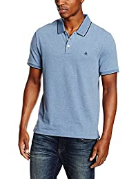 Original Penguin Men's Peached with Tipping Polo Shirt