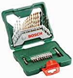 #2: Bosch X30Ti Drill Bit and Driver Bit Set (30-Pieces)