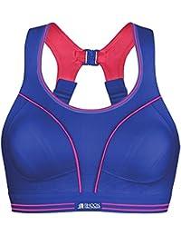 Shock Absorber Run Sport BH Infinity-8 in neuem blau mit pink 335044