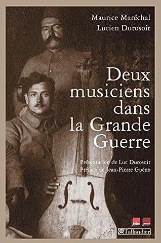 Les Grands Musiciens - Deux musiciens dans la Grande