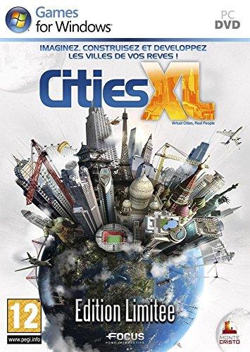 Cities XL - édition limitée