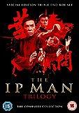IP Man 1,2 & 3 Box Set [DVD] [UK Import]