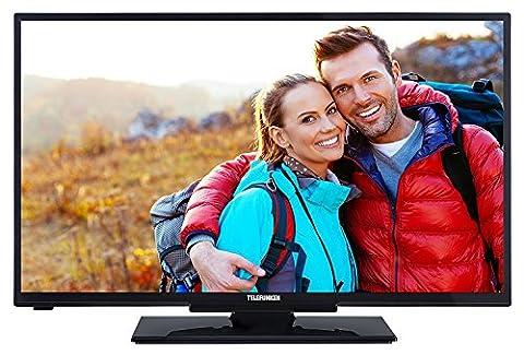Telefunken XF32B301 81 cm (32 Zoll) Fernseher (Full HD, Triple Tuner, Smart TV) (Full Hd Fernseher Günstig)