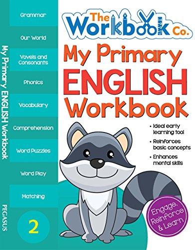 My Primary English Workbook