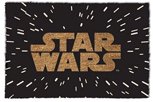 Star Wars - Logo Felpudo Alfombrilla (60 x 40cm)