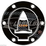 Aufkleber Tankdeckel Harz 3d kompatibel für Motorrad KTM 1290 Super Duke r
