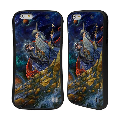 Ufficiale Myles Pinkney Veggente Fantasy 2 Case Ibrida per Apple iPhone 6 Plus / 6s Plus Vecchio