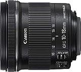 Canon EF-S 10-18mm 1:4.5-5.6 IS STM Objektiv schwarz - 2