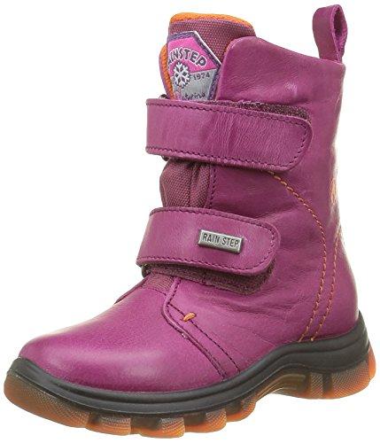 NaturinoNATURINO LEEWARD - Stivali a metà gamba con imbottitura pesante  Bambina , Viola (Violett (Mirtillo_9102)), 33 EU