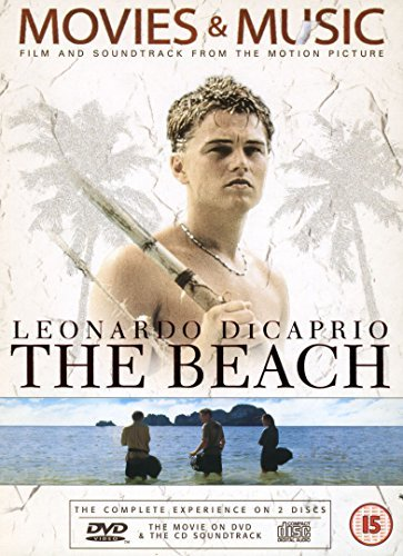 The Beach [DVD] [2000] by Leonardo DiCaprio
