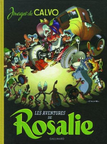 Les Aventures de Rosalie par Calvo