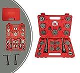 Leogreen - Coffret repousse piston d'étrier de freins - Kit d'outils 22 pièces
