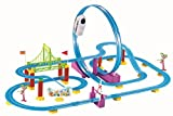 Saffire Big Track Racer J1 Train Set, Mu...