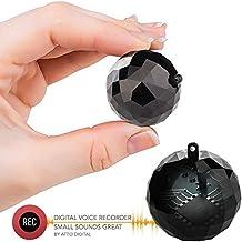 Mini Spia Registratore Con Attivazione Vocale, Batteria Da 32 ore, 8GB, 132 Ore Capacità