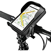 Fahrrad Handyhalterung,Topist Wasserdicht Handyhalter Fahrrad Tasche Fahrradlenkertasche für iPhone 6s Plus/6 Plus/Samsung s7 edge andere bis zu 6.0 Zoll Smartphone