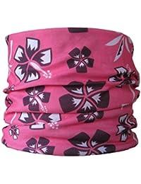 Multifunctional Headwear Pink Petals