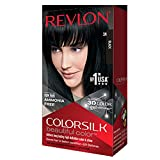 Revlon Colorsilk 1N 3D Technology Hair Color, Black