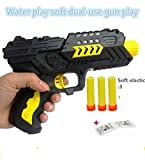 #9: Pacific Toys Gun with Jelly Shots and Soft Foam Bullets, Multi Color
