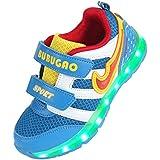 Angin-tech 7-Light Kinder LED Sneaker Sportschuhe Blink Boots Birthday Gift Camping Wandern Trekking-Schuhe mit CE-Zertifikat