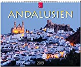 GF-Kalender ANDALUSIEN 2019 -