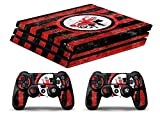 Skin Ps4 PRO - FOGGIA - limited edition DECAL COVER ADESIVA Playstation 4 Slim SONY BUNDLE - VINILE LUCIDO