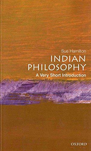 Indian Philosophy: A Very Short Introduction (Very Short Introductions Book 48) (English Edition) por Sue Hamilton