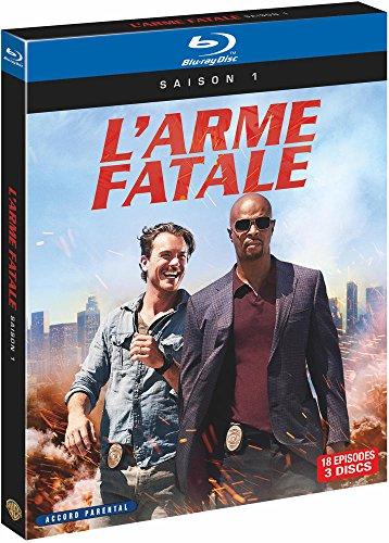 L'Arme fatale - Saison 1 [Blu-ray]