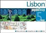 Lisbon Popout Map (Popout Maps)