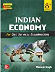 Indian Economy is a comprehensive text, with detailed coverage of all topics in the UPSC Preliminary and Main syllabus. Written by a subject expert who has several books on economics, contemporary essays etc. to his credit, the book is of immense imp...